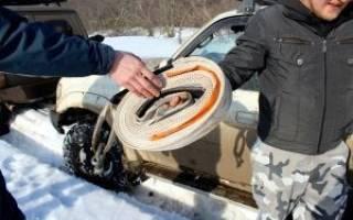 Почему запрещается буксировать автомобиль с неисправными тормозами