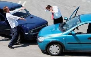 ДТП с незастрахованным автомобилем