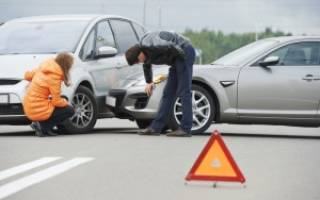 Как вызвать ГИБДД на место аварии