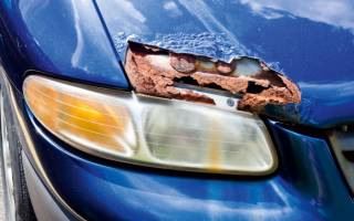 Как бороться с ржавчиной на кузове автомобиля