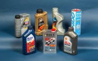 Как сменить марку масла в двигателе