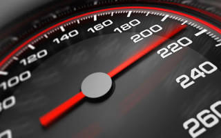 Наказание за превышение скорости на 20 км