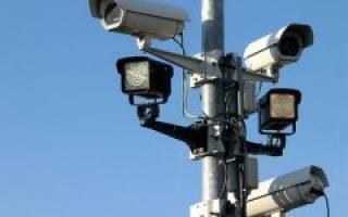 Какие камеры используют ГИБДД для фиксации скорости
