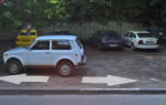 Как оспорить штраф за парковку на газоне