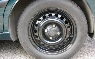 Как убрать ржавчину с дисков авто