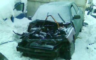Конструктивная гибель автомобиля по ОСАГО