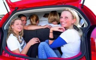 Штраф за перевозку пассажиров сверх нормы